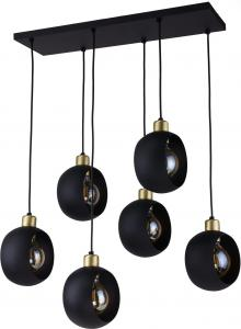 Lampa Wisząca TK Lighting  Cyklop Black 2756
