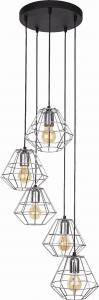 LAMPA WISZĄCA DIAMOND SILVER 4289 TK LIGHTING--- BLACK WEEK ---