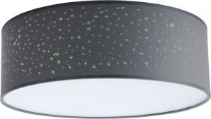 Plafon CAREN GRAY 38 2525 TK Lighting--- ŻARÓWKI LED GRATIS ---